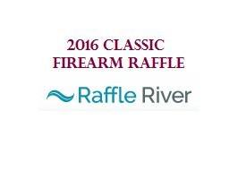 The 2016 Classic Firearm Raffle Winners