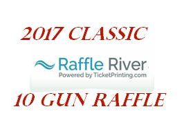 2017 Classic Ten Gun Raffle WINNERS