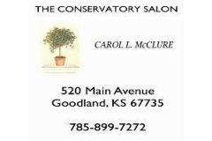 The Conservatory Salon Goodland, KS