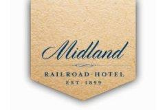 Midland Railroad Hotel Wilson, KS