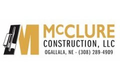 McClure Construction, LLC  Ogallala, NE