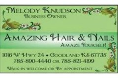 Amazing Hair & Nails Goodland, KS